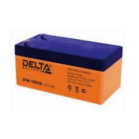 Аккумулятор Delta DTM 12032 (12В/3.2Ач)