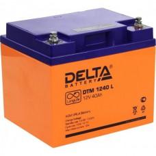 Аккумулятор Delta DTM 1240L (12В/40Ач)