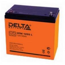 Аккумулятор Delta DTM 1255L (12В/55Ач)