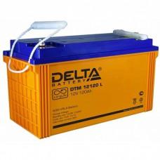 Аккумулятор Delta DTM 12120L (12В/120Ач)