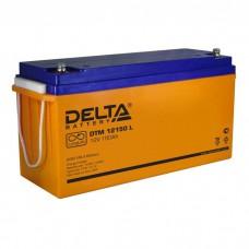 Аккумулятор Delta DTM 12150L (12В/150Ач)