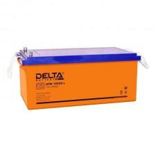 Аккумулятор Delta DTM 12250L (12В/250Ач)