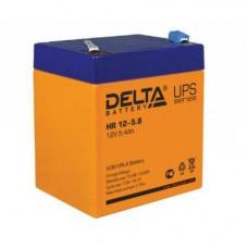 Аккумулятор Delta HR 12-5.8 (12В/5.8Ач)