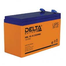 Аккумулятор Delta HRL 12-9 (1234W) (12В/9Ач)