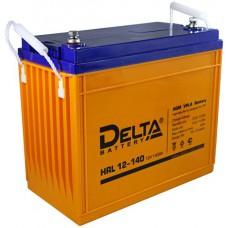 Аккумулятор Delta HRL 12-140 (12В/140Ач)
