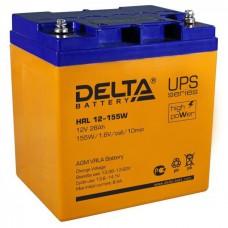 Аккумулятор Delta HRL 12-155W (12В/28Ач)