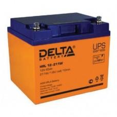 Аккумулятор Delta HRL 12-211W (12В/45Ач)