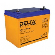 Аккумулятор Delta HRL 12-320W (12В/75Ач)