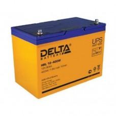 Аккумулятор Delta HRL 12-420W (12В/90Ач)