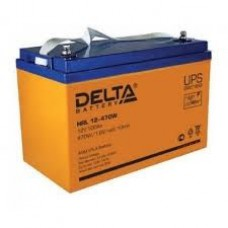 Аккумулятор Delta HRL 12-470W (12В/100Ач)