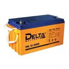 Аккумулятор Delta HRL 12-890W (12В/200Ач)