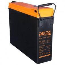 Аккумулятор Delta FTS 12-125 (12В/125Ач)
