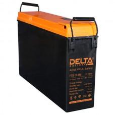 Аккумулятор Delta FTS 12-180 (12В/180Ач)