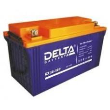 Аккумулятор Delta GX 12-120 (12В/120Ач)