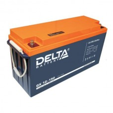 Аккумулятор Delta GX 12-150 (12В/150Ач)