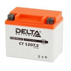Аккумулятор Delta CT 1207.2