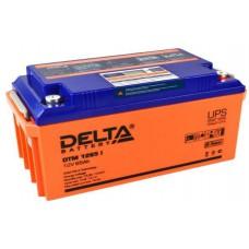 Аккумулятор Delta DTM 1265 I (12В / 65Ач)