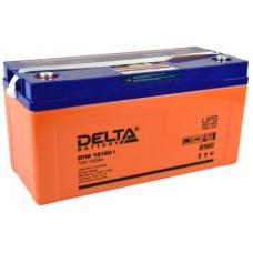 Аккумулятор Delta DTM 12120 I (12В / 120Ач)