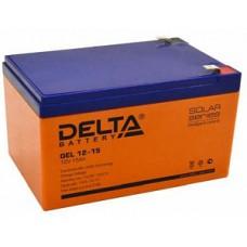 Аккумулятор Delta GEL 12-15 (12В / 15Ач )
