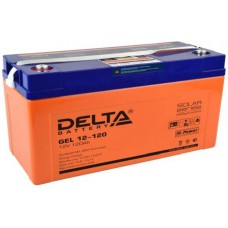Аккумулятор Delta GEL 12-120 (12В / 120Ач)