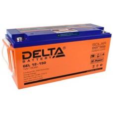 Аккумулятор Delta GEL 12-150 (12В / 150Ач)