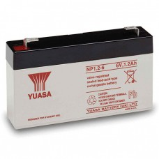 Аккумулятор Yuasa NP1.2-6 (1.2Ач/6В)