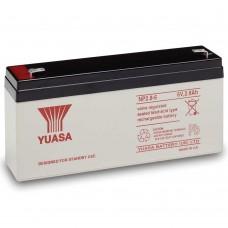 Аккумулятор Yuasa NP2.8-6 (2.8Ач/6В)