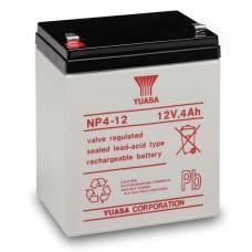 Аккумулятор Yuasa NP4-12 (4Ач/12В)