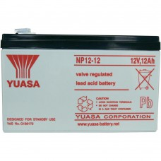 Аккумулятор Yuasa NP12-12 (12Ач/12В)