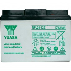 Аккумулятор Yuasa NPL 24-12I (12В / 24Ач)