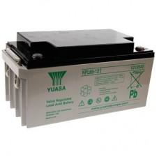 Аккумулятор Yuasa NPL 65-12I (12В / 65Ач)