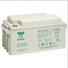 Аккумулятор Yuasa NPL 130-6 (6В / 130 Ач)