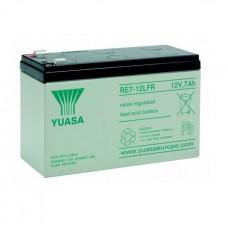 Аккумулятор Yuasa RE 7-12L (12В / 7Ач)