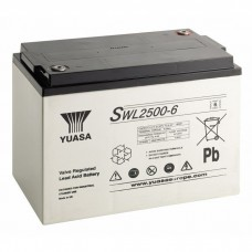 Аккумулятор Yuasa SWL2500-6 (180Ач/6В)