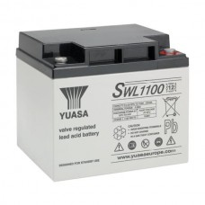 Аккумулятор Yuasa SWL1100 (40Ач/12В)