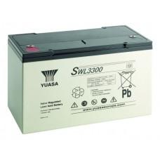 Аккумулятор Yuasa SWL3300 (110Ач/12В)