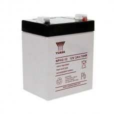 Аккумулятор Yuasa NPH2-12FR (12В / 2Ач)