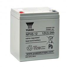 Аккумулятор Yuasa NPH5-12 (12В / 5Ач)