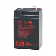 Аккумулятор CSB GP 645 F2 (6В/4.5Ач)