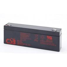 Аккумулятор CSB GP 1222 (12В/2.2Ач)