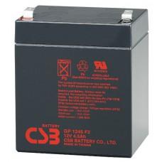 Аккумулятор CSB GP 1245 (12В/4.5Ач)