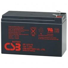 Аккумулятор CSB GP 1272 F2 (12В/7.2ч)