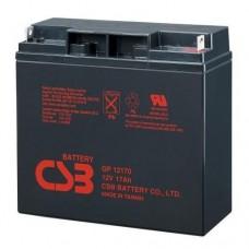 Аккумулятор CSB GP 12170 (12В/17Ач)