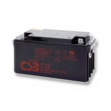 Аккумулятор CSB GP 12650 (12В/65Ач)