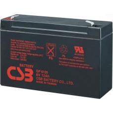 Аккумулятор CSB GP 6120 (6В/12Ач)