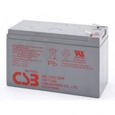 Аккумулятор CSB GPL 1272 (12В/7.2Ач)