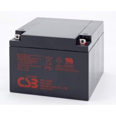 Аккумулятор CSB GPL 12260 (12В/26Ач)