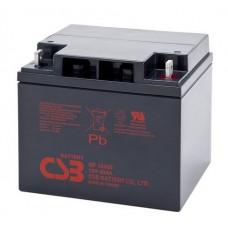 Аккумулятор CSB GPL 12400 (12В/40Ач)