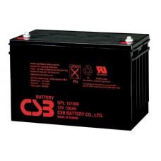 Аккумулятор CSB GPL 121000 (12В/100Ач)