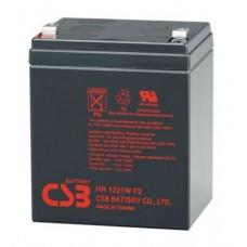 Аккумулятор CSB HR 1221W F2 (12В/5Ач)